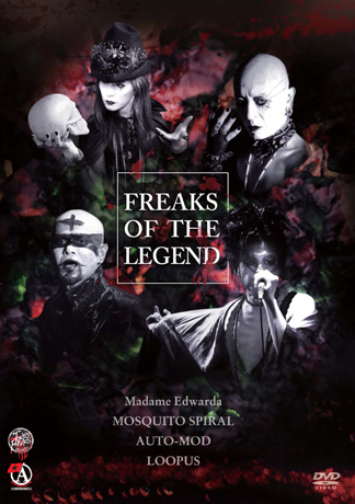 FREAKS OF THE LEGEND