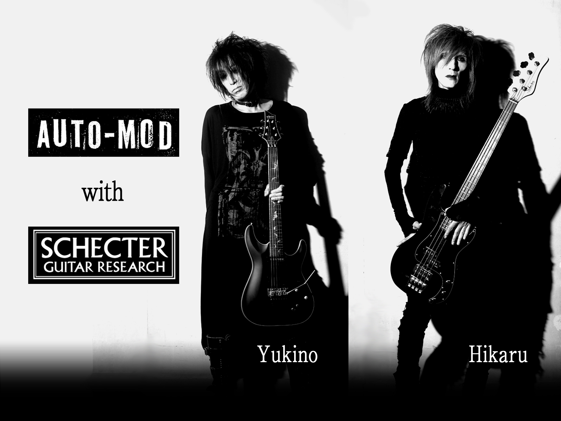 AUTO-MOD with SCHECTER